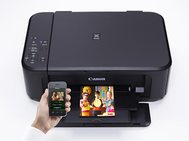 Сначала для Canon mg3540